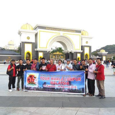 Studi Tour 4 hari malaysia SDIT Arroyan padang2