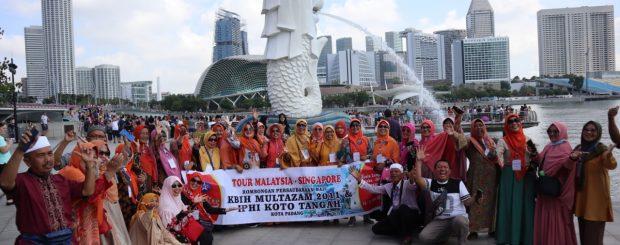 Tour 4 hari Malaysia singapore
