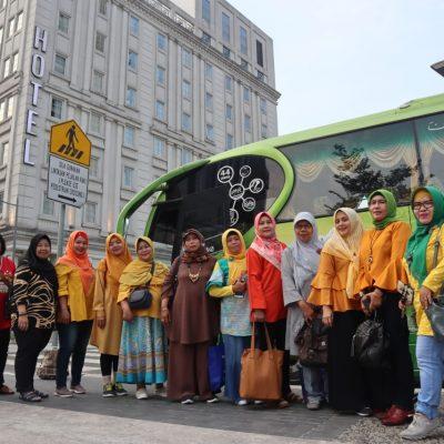 Guru2 SMP Jakarta Timur Tour 3 Hari Malaysia