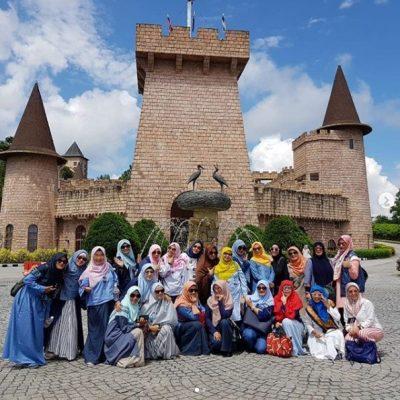 Walimurid Nurul Fikri Jakarta tour 2 hari malaysia